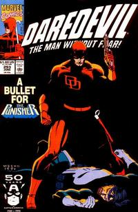 Cover Thumbnail for Daredevil (Marvel, 1964 series) #293 [Direct]