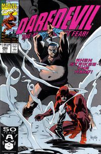 Cover Thumbnail for Daredevil (Marvel, 1964 series) #294 [Direct Edition]
