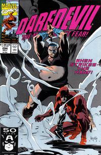 Cover Thumbnail for Daredevil (Marvel, 1964 series) #294 [Direct]
