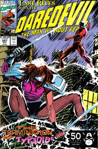Cover Thumbnail for Daredevil (Marvel, 1964 series) #297 [Direct Edition]
