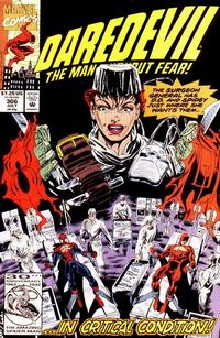Cover Thumbnail for Daredevil (Marvel, 1964 series) #306 [Direct Edition]