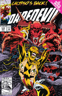 Cover Thumbnail for Daredevil (Marvel, 1964 series) #310 [Direct Edition]