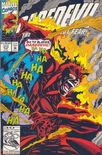 Cover Thumbnail for Daredevil (Marvel, 1964 series) #313 [Direct Edition]