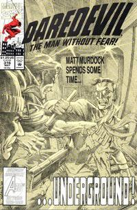 Cover Thumbnail for Daredevil (Marvel, 1964 series) #316 [Direct Edition]