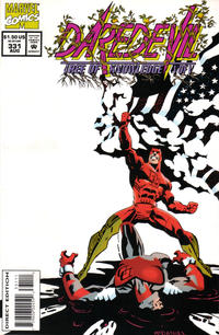 Cover Thumbnail for Daredevil (Marvel, 1964 series) #331 [Direct Edition]