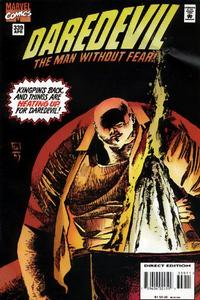 Cover Thumbnail for Daredevil (Marvel, 1964 series) #339 [Direct Edition]