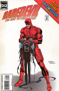 Cover Thumbnail for Daredevil (Marvel, 1964 series) #345 [Direct Edition]