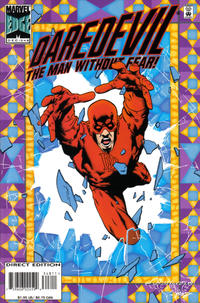 Cover Thumbnail for Daredevil (Marvel, 1964 series) #348 [Direct Edition]