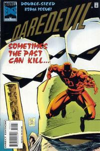 Cover Thumbnail for Daredevil (Marvel, 1964 series) #350 [Deluxe Direct Edition]