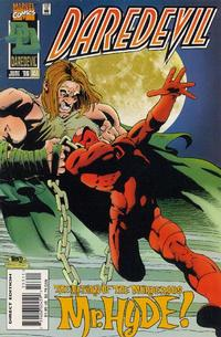 Cover Thumbnail for Daredevil (Marvel, 1964 series) #353 [Direct Edition]