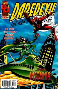 Cover Thumbnail for Daredevil (Marvel, 1964 series) #363 [Direct Edition]