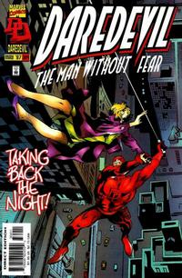 Cover Thumbnail for Daredevil (Marvel, 1964 series) #364 [Direct Edition]