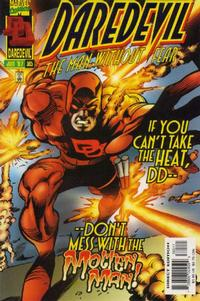 Cover Thumbnail for Daredevil (Marvel, 1964 series) #365 [Direct Edition]