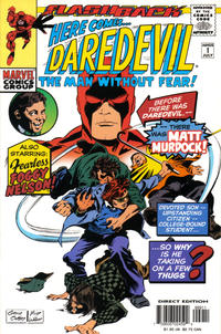 Cover Thumbnail for Daredevil (Marvel, 1964 series) #-1 [Direct Edition]
