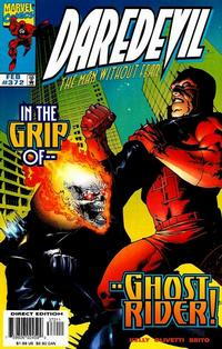 Cover Thumbnail for Daredevil (Marvel, 1964 series) #372 [Direct Edition]