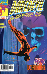 Cover Thumbnail for Daredevil (Marvel, 1964 series) #373 [Direct Edition]