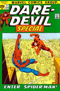 Cover Thumbnail for Daredevil Annual (Marvel, 1967 series) #3