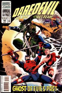 Cover Thumbnail for Daredevil Annual (Marvel, 1967 series) #10 [Direct Edition]