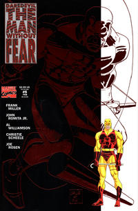 Cover Thumbnail for Daredevil The Man without Fear (Marvel, 1993 series) #5 [Direct Edition]
