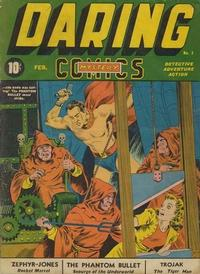 Cover Thumbnail for Daring Mystery Comics (Marvel, 1940 series) #2
