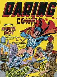 Cover Thumbnail for Daring Mystery Comics (Marvel, 1940 series) #6
