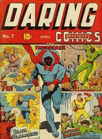 Cover Thumbnail for Daring Mystery Comics (Marvel, 1940 series) #7