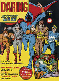 Cover Thumbnail for Daring Mystery Comics (Marvel, 1940 series) #8