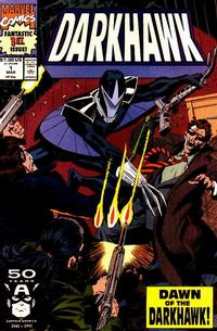 Cover Thumbnail for Darkhawk (Marvel, 1991 series) #1 [Direct]