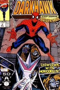 Cover Thumbnail for Darkhawk (Marvel, 1991 series) #3 [Direct]