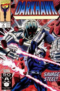 Cover Thumbnail for Darkhawk (Marvel, 1991 series) #4 [Direct]