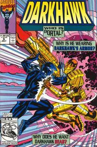 Cover Thumbnail for Darkhawk (Marvel, 1991 series) #5 [J.C. Penney Variant]