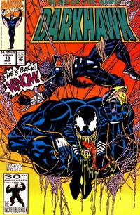 Cover Thumbnail for Darkhawk (Marvel, 1991 series) #13 [Direct]