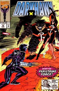 Cover Thumbnail for Darkhawk (Marvel, 1991 series) #16 [Direct]