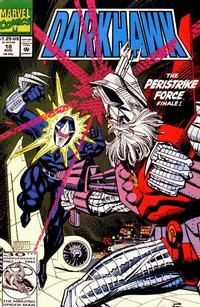 Cover Thumbnail for Darkhawk (Marvel, 1991 series) #18 [Direct]