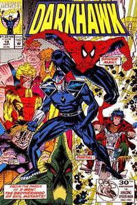 Cover Thumbnail for Darkhawk (Marvel, 1991 series) #19 [Direct]