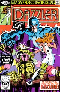 Cover Thumbnail for Dazzler (Marvel, 1981 series) #5 [Direct Edition]