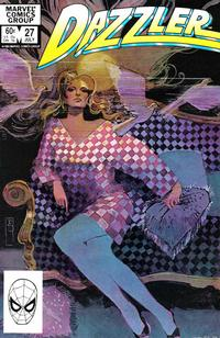 Cover Thumbnail for Dazzler (Marvel, 1981 series) #27 [Direct Edition]