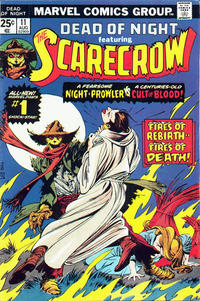 Cover Thumbnail for Dead of Night (Marvel, 1973 series) #11