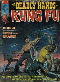 Cover Thumbnail for The Deadly Hands of Kung Fu (Marvel, 1974 series) #7