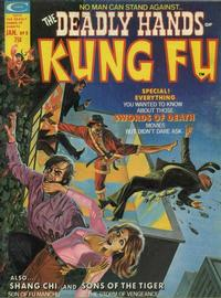 Cover Thumbnail for The Deadly Hands of Kung Fu (Marvel, 1974 series) #8