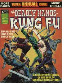 Cover Thumbnail for The Deadly Hands of Kung Fu (Marvel, 1974 series) #15