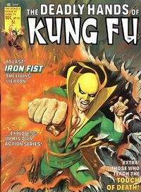 Cover Thumbnail for The Deadly Hands of Kung Fu (Marvel, 1974 series) #19