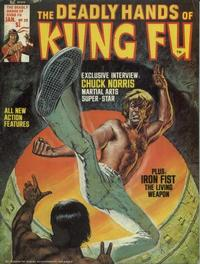 Cover Thumbnail for The Deadly Hands of Kung Fu (Marvel, 1974 series) #20