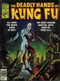 Cover Thumbnail for The Deadly Hands of Kung Fu (Marvel, 1974 series) #22