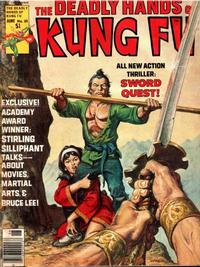 Cover Thumbnail for The Deadly Hands of Kung Fu (Marvel, 1974 series) #25