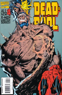 Cover Thumbnail for Deadpool (Marvel, 1994 series) #4 [Direct Edition]