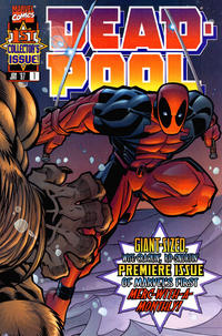 Cover Thumbnail for Deadpool (Marvel, 1997 series) #1 [Direct Edition]