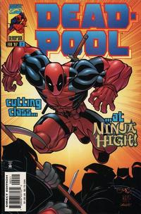 Cover Thumbnail for Deadpool (Marvel, 1997 series) #2 [Direct Edition]