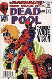 Cover Thumbnail for Deadpool (Marvel, 1997 series) #-1 [Newsstand]