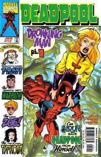 Cover Thumbnail for Deadpool (Marvel, 1997 series) #12 [Direct Edition]